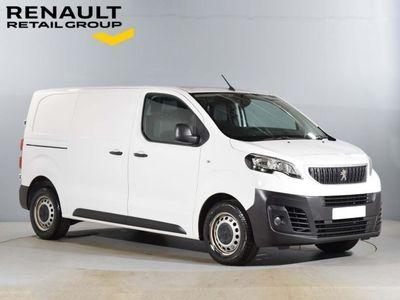 used Peugeot Expert 2.0 BlueHDi 1400 Professional Standard Panel Van 6dr Diesel Manual SWB EU6, 2019, Van, 8355 miles.