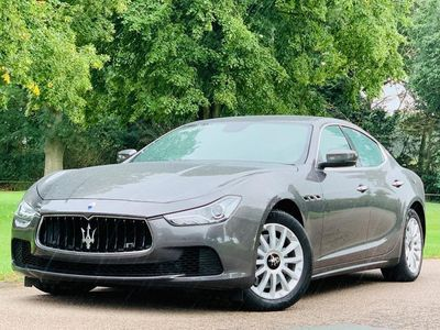 used Maserati Ghibli DV6 3.0 4dr