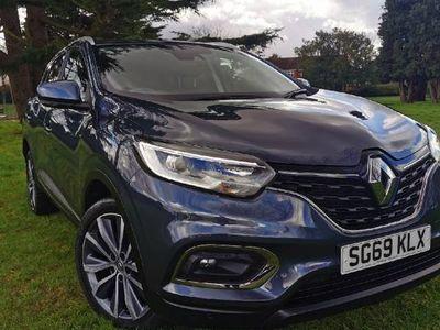 used Renault Kadjar PETROL MANUAL SUV 5 DOORS
