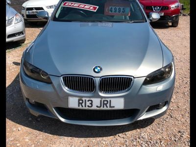 used BMW 335 3 Series d SE 2dr Auto