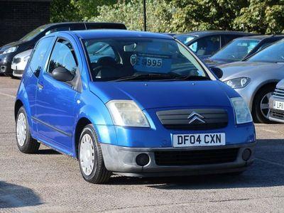 used Citroën C2 1.1 i L 3dr