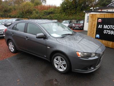 used Mitsubishi Lancer DI-D GS2 * 12 MONTHS MOT * LOW MILEAGE FOR YEAR * FREE 6 MONTHS WARRANTY * 5-Door