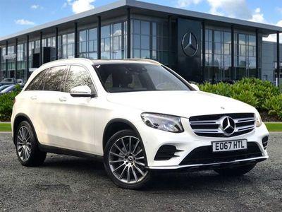 used Mercedes E250 GLC Glc D 4Matic Amg Line Premium 5Dr 9G-Tronic diesel estate