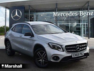 used Mercedes GLA180 GLAUrban Edition 5Dr Auto