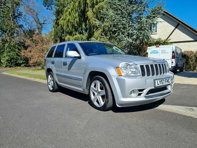 used Jeep Grand Cherokee 6.1 SRT8 4WD 5dr