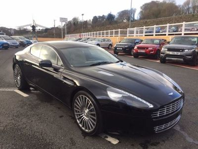 used Aston Martin Rapide 5.9 V12 5d 470 BHP Only 22,000 miles