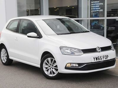 used VW Polo 1.0 Se 3Dr