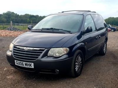used Chrysler Voyager 2.8 CRD LX Plus 5dr