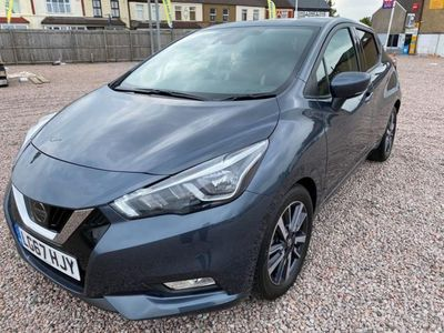 used Nissan Micra 0.9 IG-T N-CONNECTA 5d 89 BHP