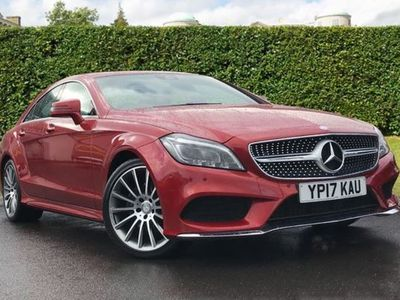 used Mercedes CLS220 ClsD AMG LINE PREMIUM diesel coupe
