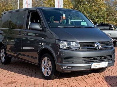used VW Transporter 2.0 BiTDI BMT 204 Highline Kombi Van DSG