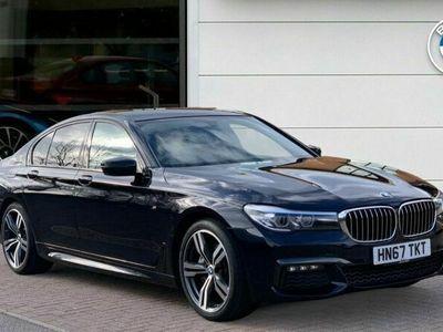 used BMW 730 d xDrive M Sport Saloon