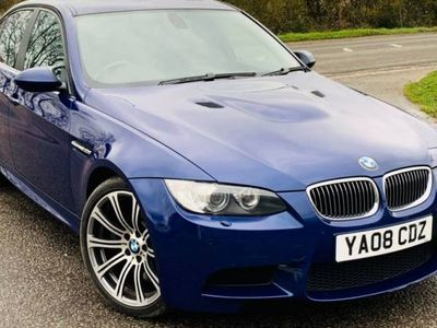 used BMW M3 PETROL MANUAL SALOON 4 DOORS