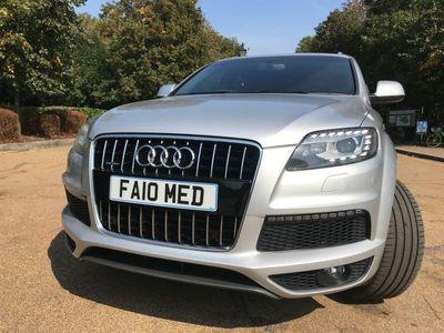 used Audi Q7 4.2 TD S line Tiptronic quattro 5dr
