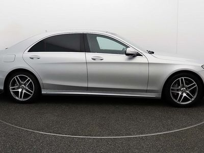 used Mercedes S350 S ClassD L AMG LINE EXECUTIVE Saloon 2016