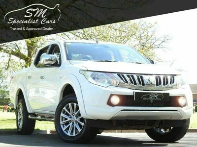 used Mitsubishi L200 2.4 DI-D 4WD TITAN DCB 178 BHP APPLY FOR FINANCE ON OUR WEBSITE