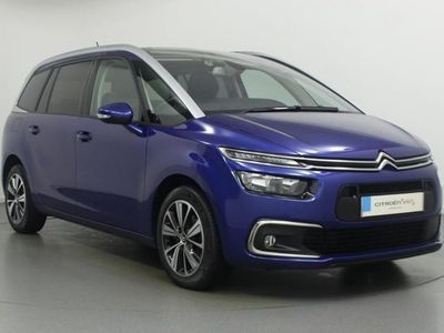used Citroën Grand C4 Picasso 1.6 BlueHDi Flair diesel estate