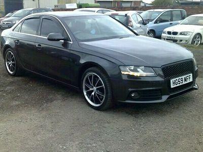 used Audi A4 TDI SE