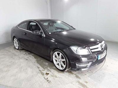 used Mercedes C250 C Class 2.1CDI AMG Sport Edition (Premium Plus) 7G-Tronic Plus 2dr Auto