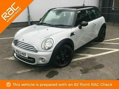 used Mini Cooper Hatch Cooper 1.63d 122 BHP 82 POINT RAC INSPECTION !!