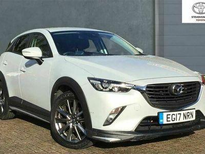 used Mazda CX-3 2.0 SKYACTIV-G GT Sport Auto (s/s) 5dr