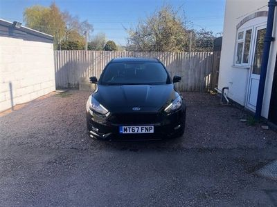 used Ford Focus 1.0 ST-LINE 5d 124 BHP
