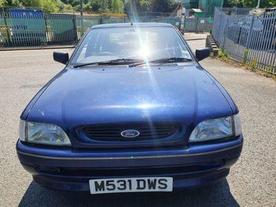 used Ford Escort 1.6 Sapphire Hatchback 5dr