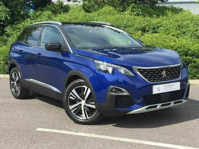 used Peugeot 3008 2.0 BlueHDi GT Line EAT (s/s) 5dr