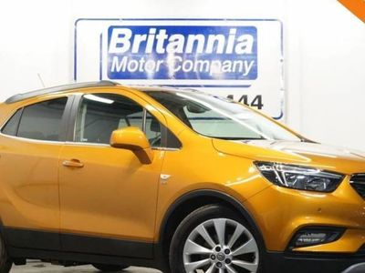 used Vauxhall Mokka X 1.4 ELITE NAV AUTOMATIC TOP SPEC 140 BHP THE ULTIMATE HIGH SPEC LUXURY !!! 5dr