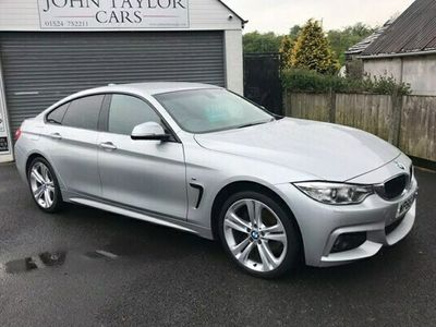 used BMW 430 4-Series Gran Coupe d xDrive M Sport (Professional Media) 5d Auto
