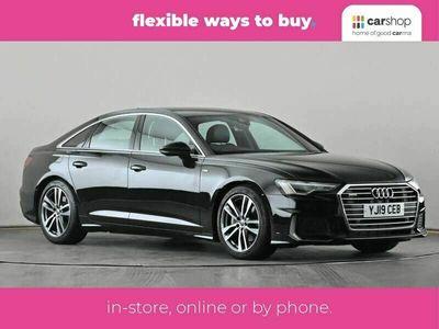 used Audi A6 Saloon 2.0 45 TFSI S Line