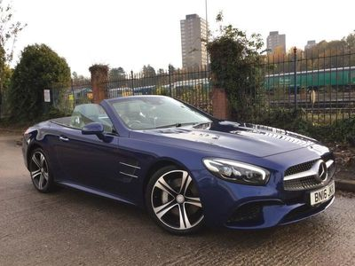 used Mercedes SL400 SL-ClassEdition 2Dr 9G-Tronic