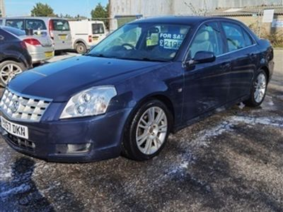 used Cadillac BLS 1.9D Luxury 4dr