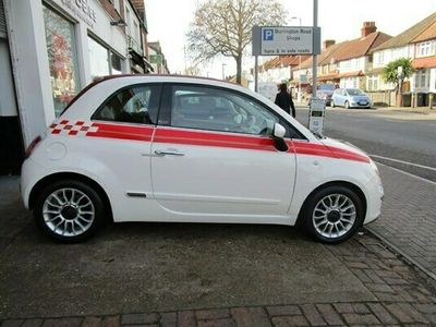 used Fiat 500C 0.9 TwinAir Lounge 2dr