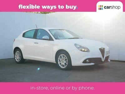 used Alfa Romeo Giulietta 1.6 JTDM-2 120 Super 5dr Bluetooth