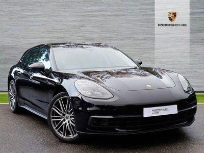 used Porsche Panamera SPORT TURISMO 2.9 V6 4S 5dr PDK