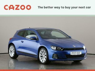 used VW Scirocco 1.4L GT TSI
