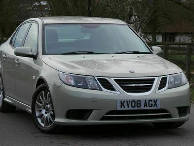 used Saab 9-3 2.0 T Linear SE 4dr