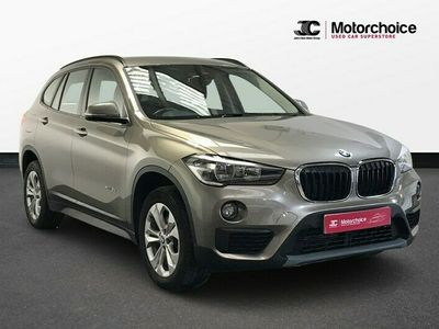 used BMW X1 2.0 18d SE Auto xDrive (s/s) 5dr
