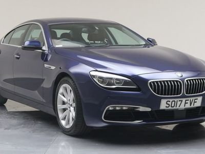 used BMW 640 6 Series Gran Coupe 3L SE i 4dr