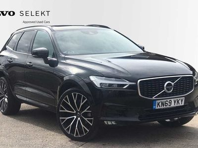 used Volvo XC60 2.0 B4D R Design Pro 5Dr Awd Geartronic