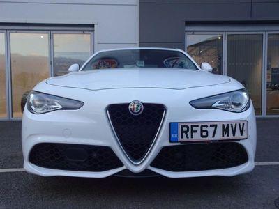 used Alfa Romeo Giulia 2.0T Veloce Auto s/s 4dr
