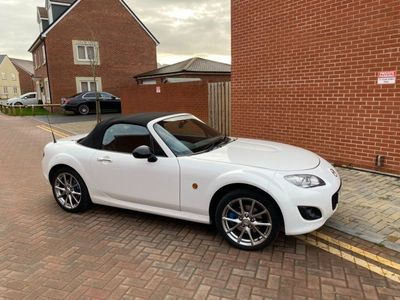 used Mazda MX5 1.8 20th Anniversary Limited Edition 2dr