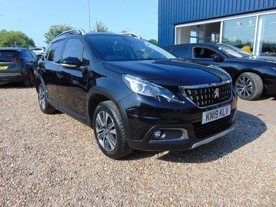 used Peugeot 2008 1.2 PureTech Allure 5dr [Start Stop]