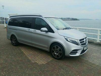 used Mercedes V250 V Class 2.2AMG Line Marco Polo Horizon G-Tronic+ LWB EU6 (s/s) 5dr