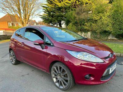 used Ford Fiesta 1.4 Titanium 3dr