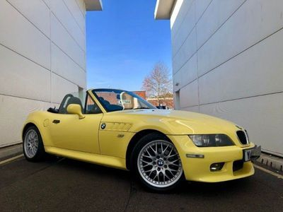 used BMW Z3 SPORT ROADSTER 2.2 (ONE PRIVATE OWNER, BEST COLOUR, SERV HIST) 2dr
