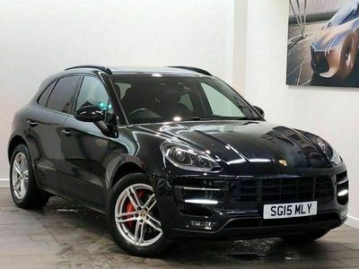 used Porsche Macan Turbo 5dr PDK