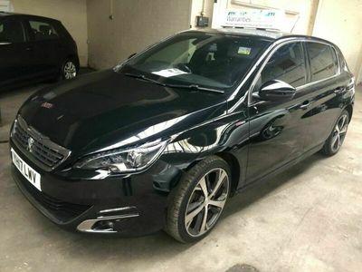 used Peugeot 308 1.6 BLUE HDI S/S GT LINE 5d 120 BHP 5-Door