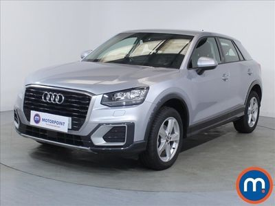 used Audi Q2 2019 Peterborough 30 TDI Sport 5dr S Tronic
